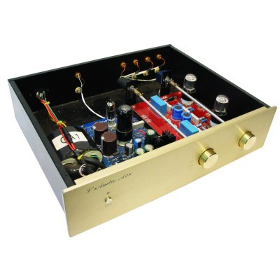 LITE specially manufactured LS58 fever high fidelity front-stage power amplifier hifi power amplifier