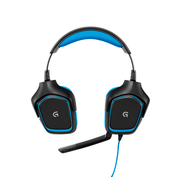 Logitech/Logitech G430 Gaming Headset Microphone Headset 7.1-Channel Cable