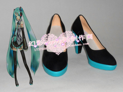 VOCALOID IA Cosplay shoes