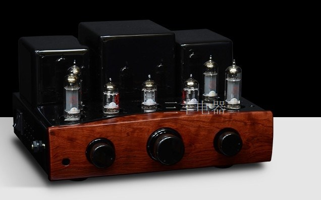 """Everyone's video"" European version of the ARLAND TFL-P push-pull tube amplifier (Shanghai agent)"