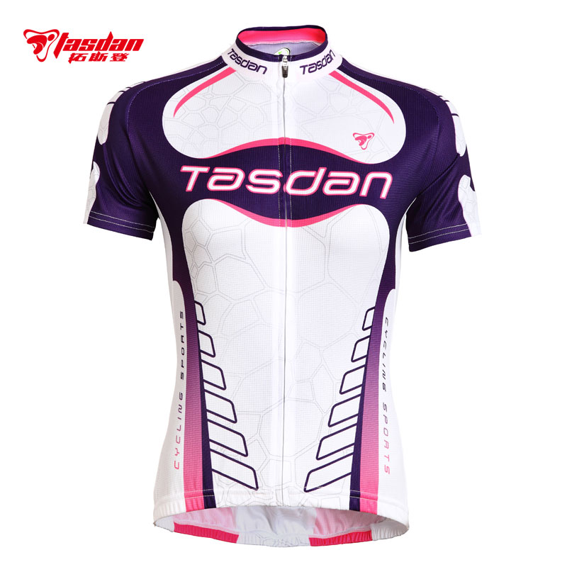 Tasdan summer cycling suit Short Sleeve Jacket
