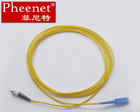 Pheenet Fenit FC-SC 3 m single-mode fiber jumpers Telecom grade pigtail cable can be customized