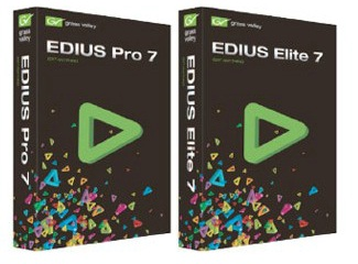 EDIUS7 Genuine Non-editing Software Full Edition EDIUS Non-linear Editing Station EDIUS Software