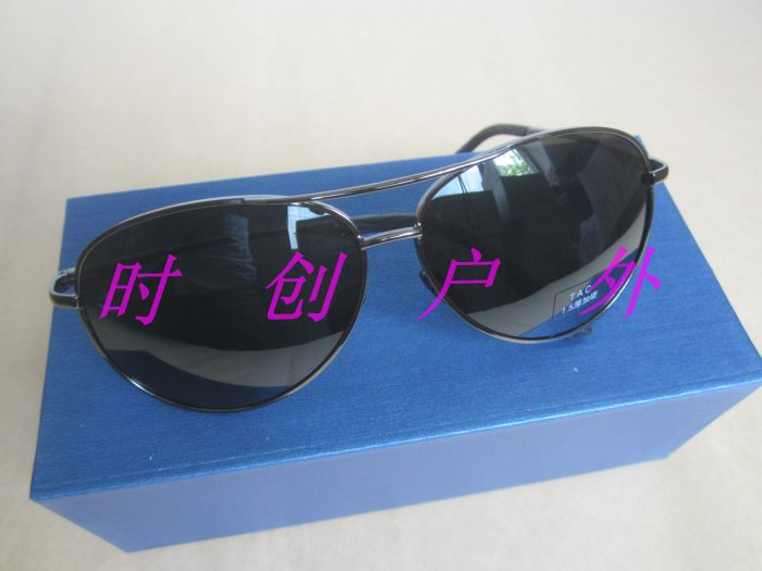 Promotion of genuine new driving special polarized glasses sunglasses men and women sunglasses goggles 蛤蟆 glasses