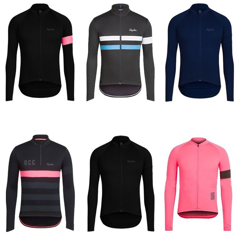 Rapha long-sleeved cycling suit for summer and Autumn