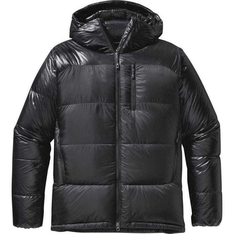 [The goods stop production and no stock]American direct mail Patagonia / Patagonia B2076T tear-proof goose down hooded down jacket men's clothing