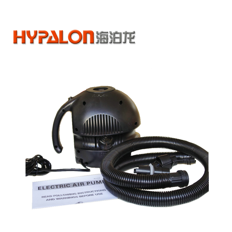 New High Horsepower 700W Big Mac AC Electric Air Pump Inflatable Boat Rubber Boat Drifting Boat Kayaking