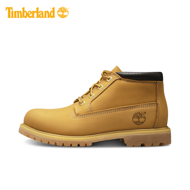 Timberland Timberland Timberland Timberland Outdoor Women's Shoes Waterproof, Air-permeable and Wear-resistant Mid-boots