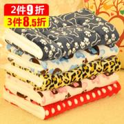 The dog mat in autumn and winter bite dog dog pet cushion blanket blanket cat dog kennel cushion quilt