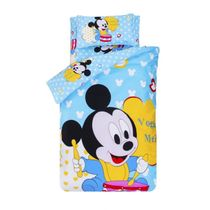 Best selling pure cotton quilt set of 36 in kindergarten with core genius Mitch spring childrens cartoon bedding