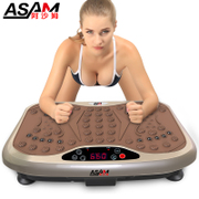 Ascheim liposuction machine shake machine lazy home sports fitness equipment vibration slim belly stovepipe artifact