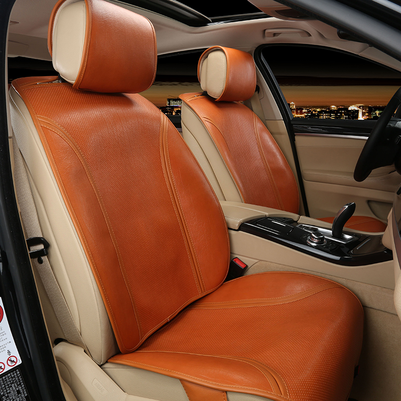 Buffalo Leather Cushion BMW 5 Series X5X3 Porsche Macan Prado Q5CRV Tour View L Leather Cushion