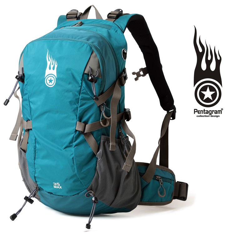 Pentagram Pentagram Pentagram Pentagram Pentagram Outdoor Sports Backpack Riding Bag Mountaineering Bag Travel Bag