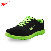2017 pairs of sports shoes, men and women, shoes, spring and autumn, casual shoes, shock absorbing breathable mesh shoes
