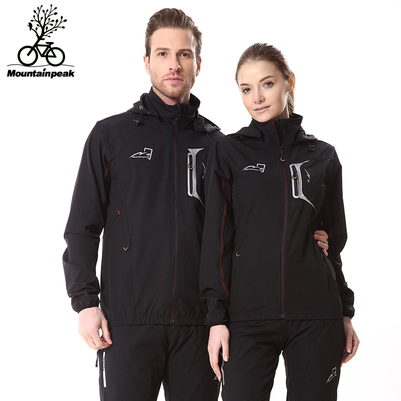 MTP spring and autumn riding windbreaker long-sleeved suit men and women casual bike clothing outdoor sports skin clothing windproof
