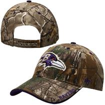 American direct mail 1697983 Baltimore Ravens NFL new men and Cap adjustable Camo Baseball Cap