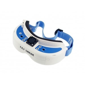 Spot Fat shark Fat shark Dominator V3 HD FPV Cross video glasses Built-in DVR video