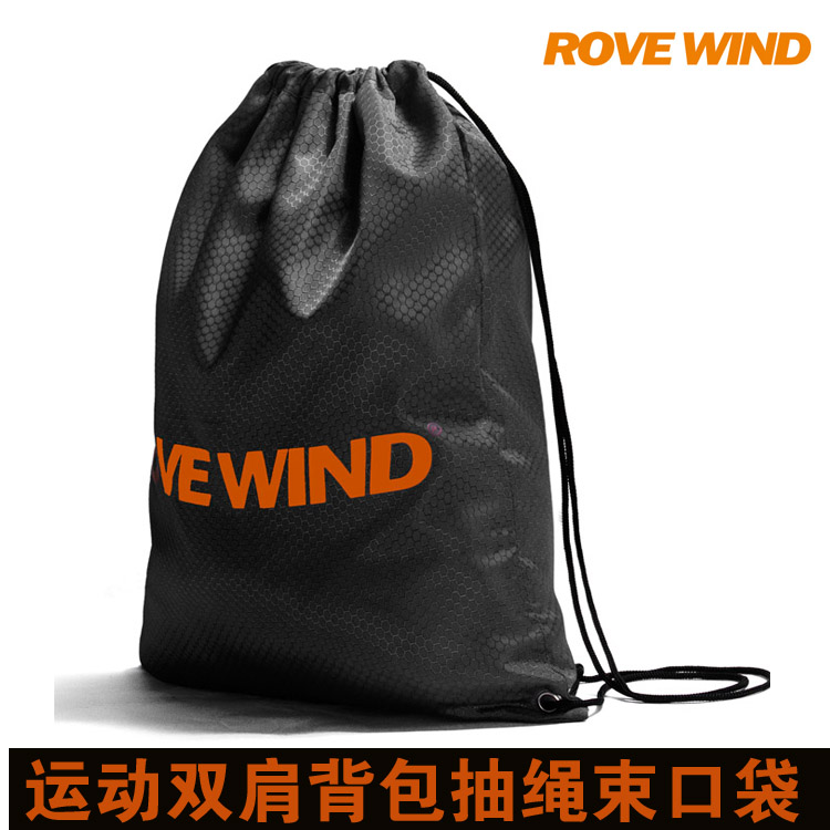Football Shoe Bag Basketball Shoe Bag Receiving Bag Travel Receiving Bag Sports Shoulder Backpack Drawstring Bag