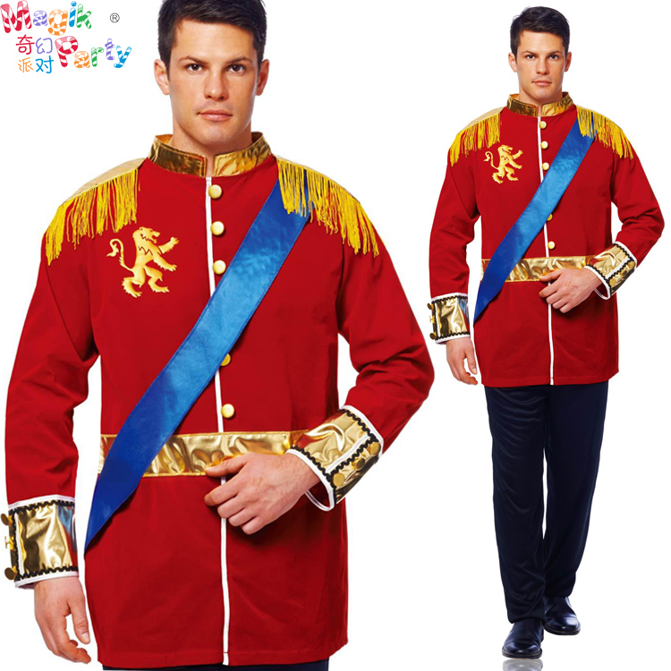 Halloween Adult Costume Cosplay costume costume costume costume dress dress dress dress for costume ball king's Costume