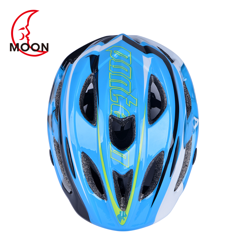 Moon children's cycling helmet Cycling equipment safety gear for boys and girls Roller skating roller skates safety helmet