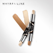 Maybelline shadow stick V bronzing powder face high light bright nose shadow double headed design to create a professional face
