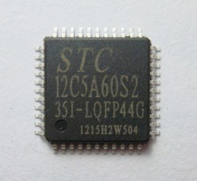 SMD of STC12C5A60S2-35I-LQFP44 Single Chip Microcomputer