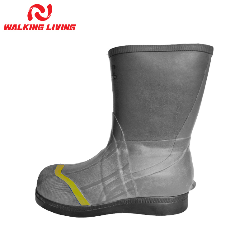 Vikalailin snow boots warm shoes ice fishing shoes waterproof non-slip wear-resistant anti-freezing shoes men's fishing special equipment shoes