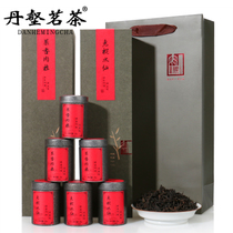 Wuyishan Small Canned Tea Fruit Fragrance Zhengyan Cinnamon Luzhou Fragrance Wuyi Rock Tea Old Fir Narcissus Tea Big Red Robe Gift Box