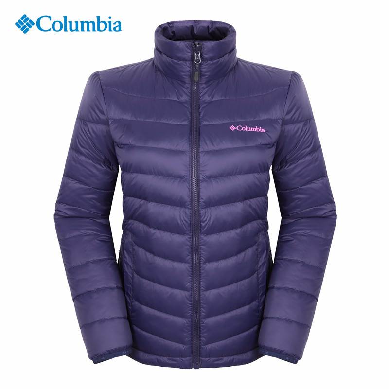 [The goods stop production and no stock]Autumn and winter Columbia outdoor female waterproof breathable windproof warm 650 Peng down jacket PL5989