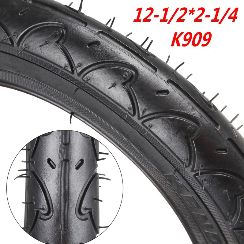 Baby carriage tire 12-1/2*2-1/4 bicycle electric car stroller 12 inch child car tire K909