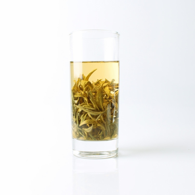 [The goods stop production and no stock]2018 New Tea Emblem Zou Luzhou Super Premium Jasmine Tea Banqin Miso Tea 50g