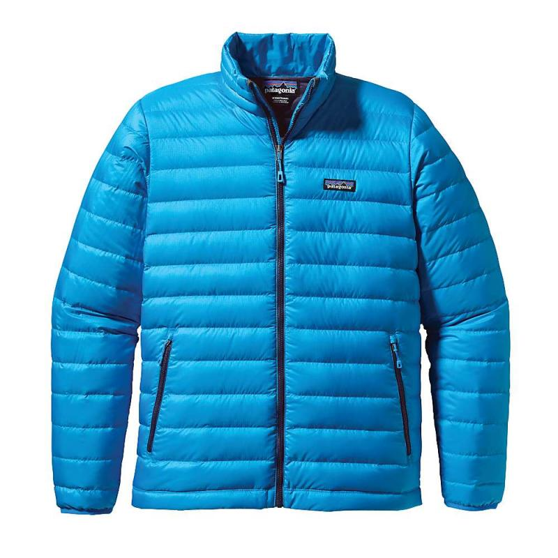 [The goods stop production and no stock]American direct mail Patagonia Patagonia 10252805 male fluffy 800 capless outdoor down jacket