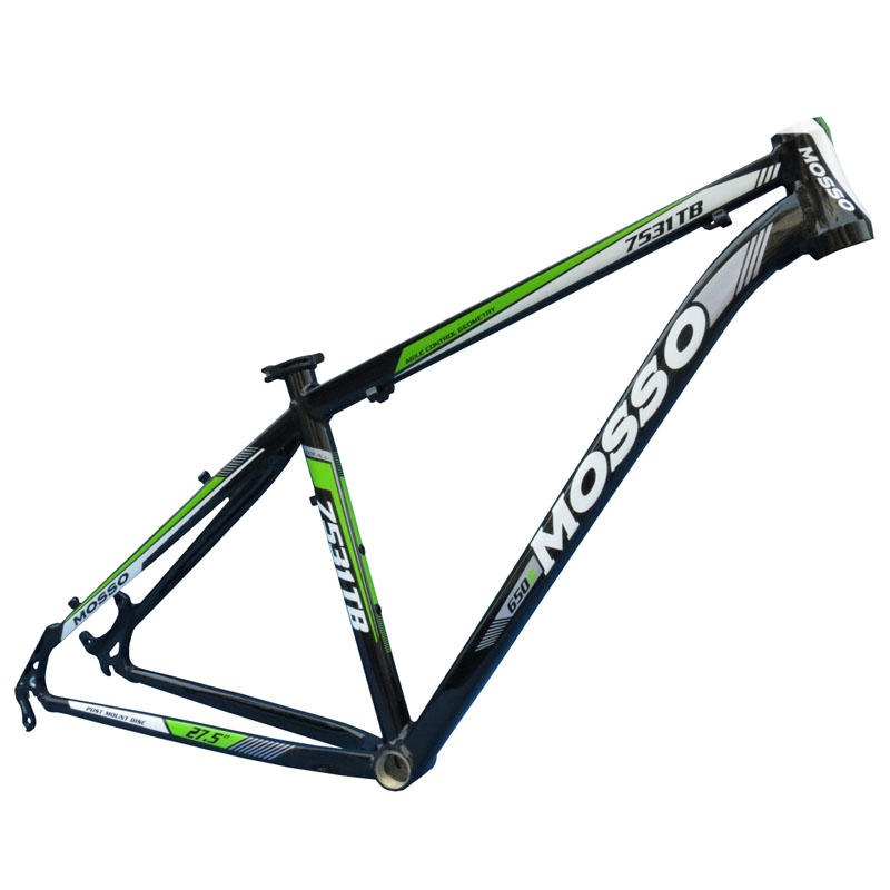MOSSO bicycle mountain bike frame 7531TB 7005 aluminum alloy frame Dead fly mountain bike frame