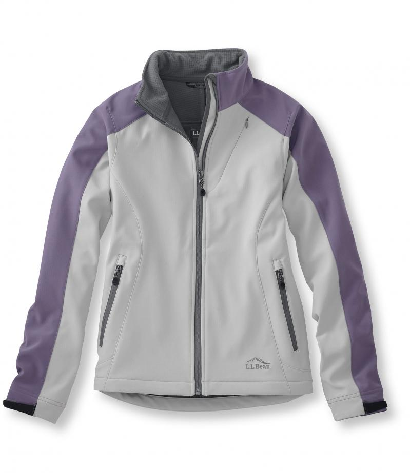 American direct mail L.L.Bean Binn TK287490 autumn and winter light wearable comfortable outdoor soft shell clothing women's clothing