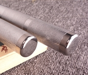 Stick into the nunchaku steel Philippines Club self-defense stainless nunchaku combat two one or two
