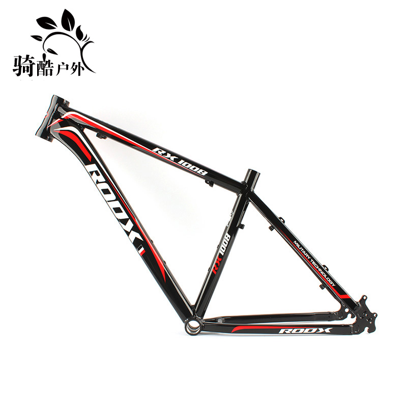 Lightweight DIY Frame Mountain Bike Aluminum Alloy Frame XC Off-road Frame 26*17 inch Mountain Bike Frame Packaging