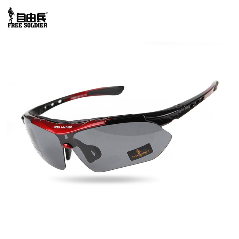 Freelance Outdoor Sports Glasses Driver Polarizing Sunglasses Tactical bullet-proof riding fishing goggles