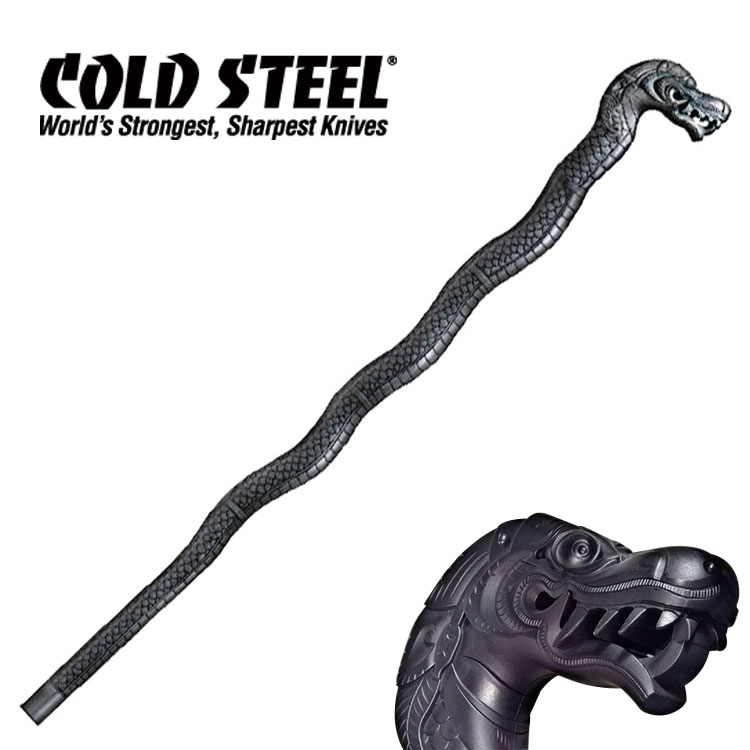 Cold Steel High Hardness Flexible Plastic Steel Faucet Cane