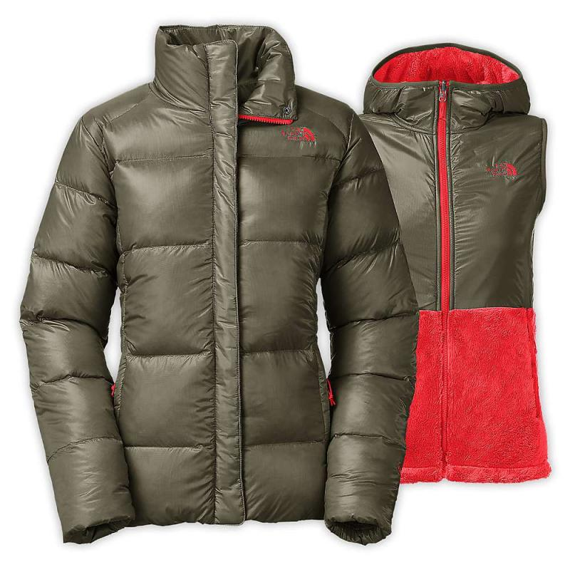 US Direct Mail The NORTH FACE/North 10284857 Female Outdoor Sports Fashion Down Dress Package