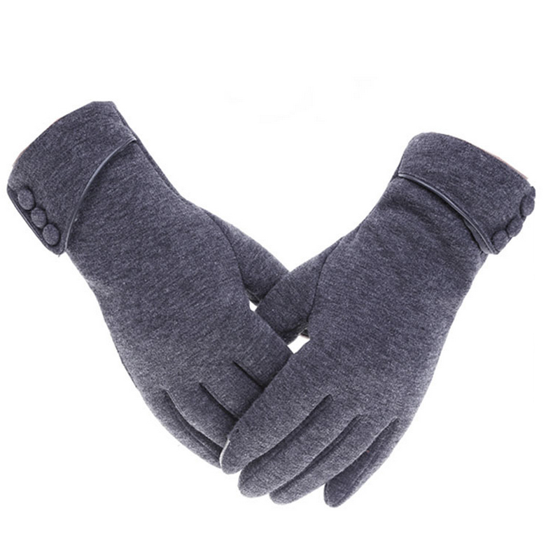 Squirrel Outdoor Touch Screen Winter Warm Grasping Gloves Sports Cycling Electric Bike Skiing Mountaineering Windbreak Gloves