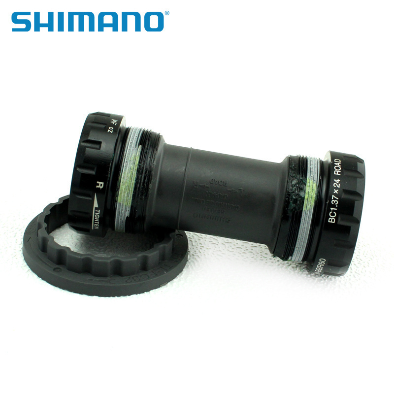 Shimano Shimano road bike UT shaft SM-BBR60 shaft (inch thread) bearing inner cover