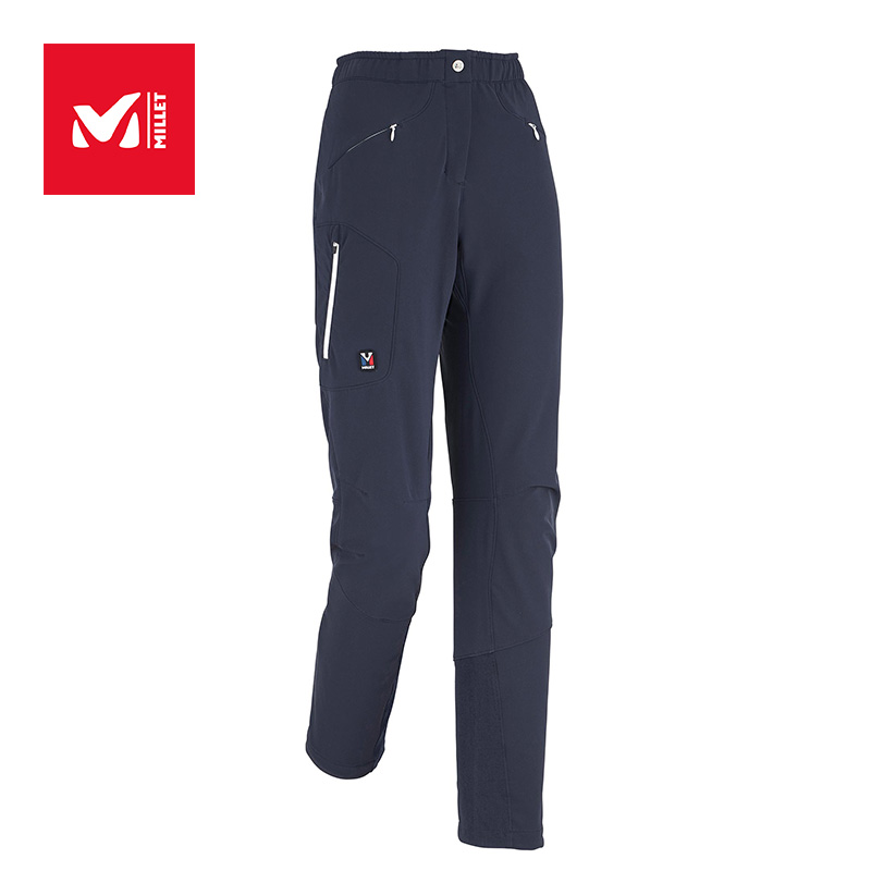 MILLET/Celebrity climbing multi-purpose soft shell pants LD TRILOGY WOOL SCHOELLER PANT
