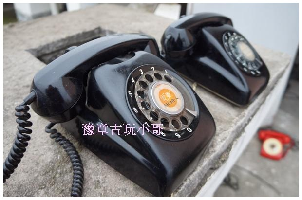 Hot sale of old objects old telephone dial dial old Shanghai can be used as a film and television props window set up nostalgic decoration