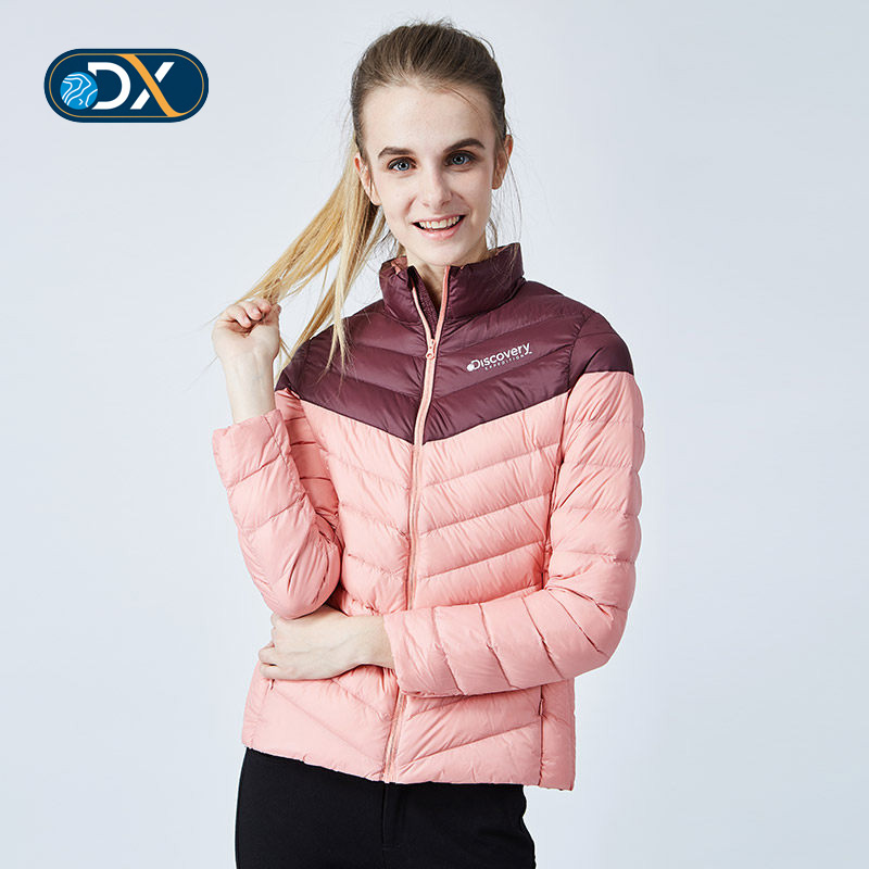 Extraordinary exploration Discovery outdoor down jacket 2016 autumn and winter women's down jacket DADE92320