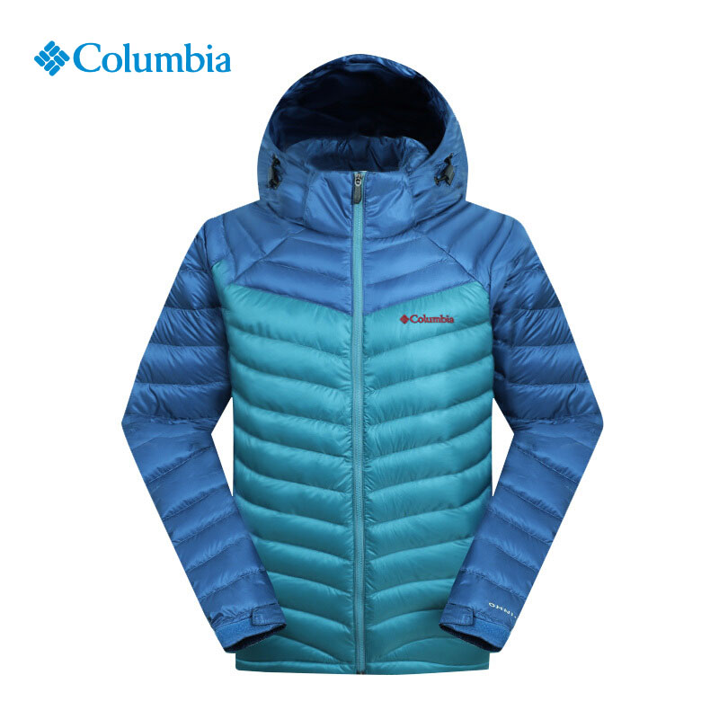 [The goods stop production and no stock]Columbia Columbia men's autumn and winter PM5404 outdoor 700 fluffy thermal reflection down jacket