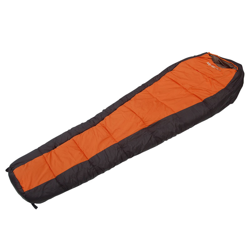 Nevalend/Navaland Widened and Thickened Camping Travel Single Seasons Sleeping Bag Mami 350g Sleeping Bag