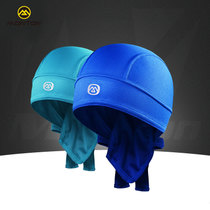Monton riding scarf equipped with mountain bicycle moisture absorption sweating sports pirate cap quick drying