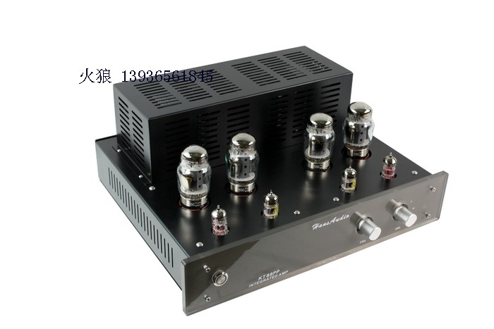 [The goods stop production and no stock] Taiwan Muse KT88 6550 integrated amplifier vocal version push-pull tube amplifier full scaffolding