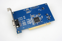 Tianmin MC4000 Monitoring Video Card, Four Real-time Video Playback PCI Monitoring Card