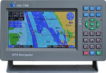 Huahang HG-798 Marine GPS Navigator 2-in-1 Chart Machine 7 inches